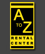 A to Z Rental. Mankatos best wedding, equipment, contractor, moving rental business. Located in Southern Minnesota